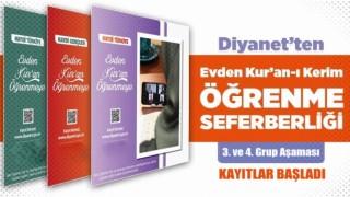 Haydi Türkiye, Evden Kur'an Öğrenmeye