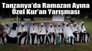 Tanzanya'da Ramazan ayına özel Kur'an yarışması düzenlendi