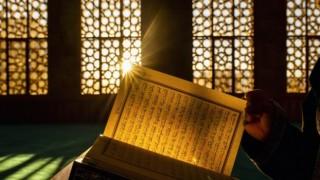 Kur'an okurken hayatını kaybetti