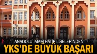 Anadolu imam hatip liseleri ilk 1000'e girdi