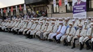 Harput'ta 175 hafız icazet aldı