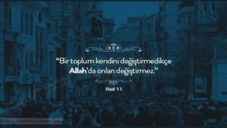 'Tek başına yaşanan bir İslam, tam bir İslam değildir'