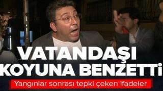 Yangın Yalanları'nın artisti Emre Kınay.