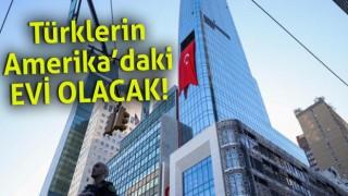 Cumhurbaşkanı Erdoğan, New York'ta yeni Türkevi binasının açılışına katıldı