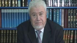 Emekli Müftü Yusuf İzzettin Kara Hakk'a Yürüdü