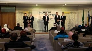 Bosna'de 'Selam ya Resulallah' etkinliği başladı