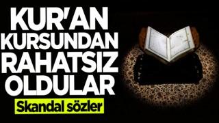 Çocuklara Kur'an dersi rahatsız etti... Skandal sözler