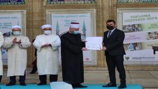 Din Hizmetleri Uzmanı Türkiye Birincisi Oldu
