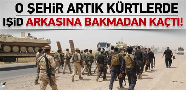 Kerkük Kürtlerin eline geçti