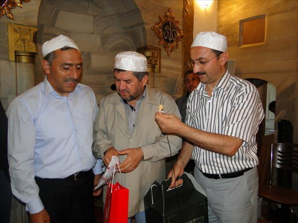 Kur'an-ı Kerimi Güzel Okuma Akdeniz ve Ege Bölge Finali Antalya'da Yapıldı