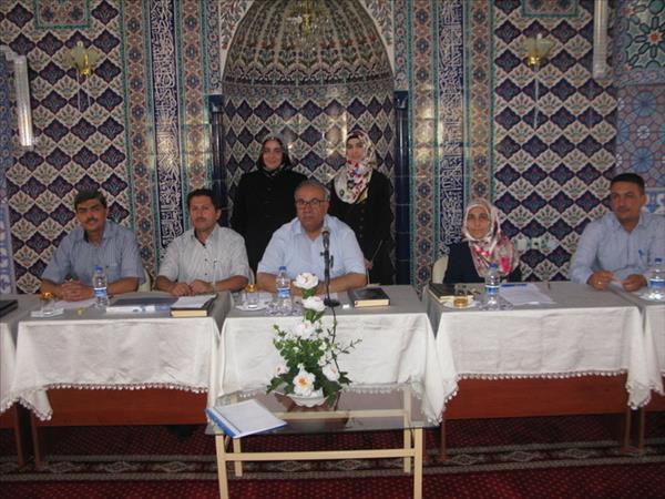 Bayan Din Görevlileri Arası Hafızlık Bölge Yarışması Şanlıurfa'de Yapıldı