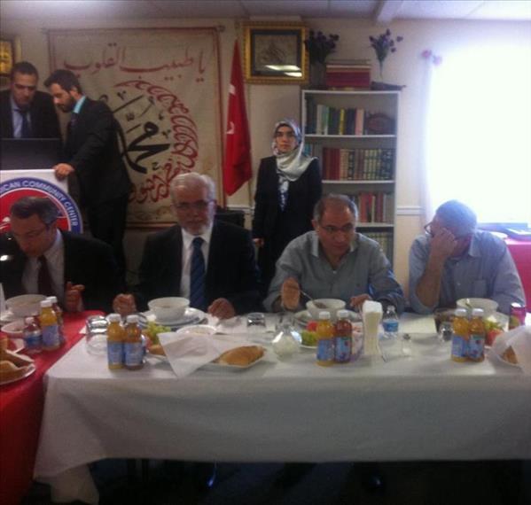 İçişleri Bakanı Efkan Ala'nın Amerika Ziyareti