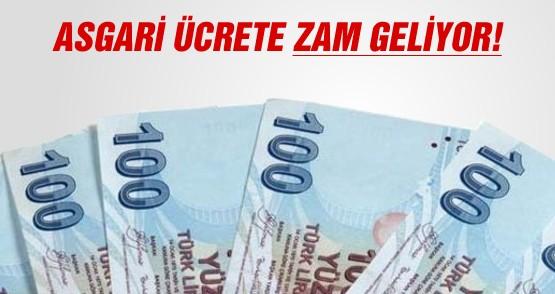 Asgari ücrete 45 lira zam geliyor!
