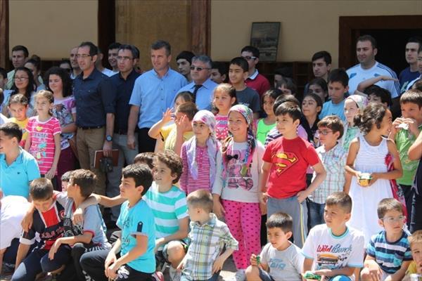 Sinop'ta Yaz Kur'an Kursları Açılış Programı yapıldı