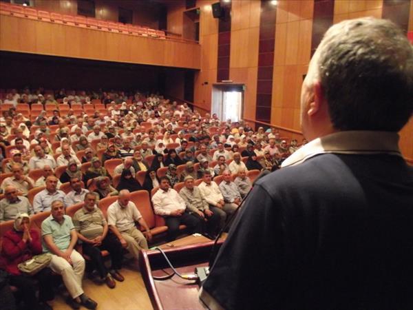 Kahramanmaraş'ta Hac Bilgilendirme Semineri Yapıldı