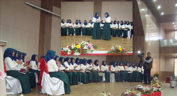 Ayşe Ana Yatılı kız Kur'an Kursu Yıl Sonu Programı