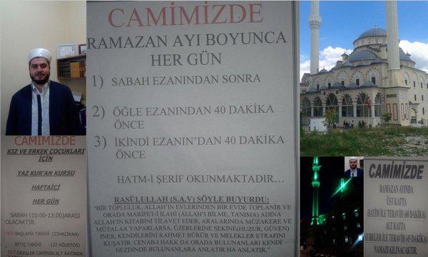 Sultangazi'de Ramazan'a Müthiş Hazırlık - Aynı Camiide 2 Teravih