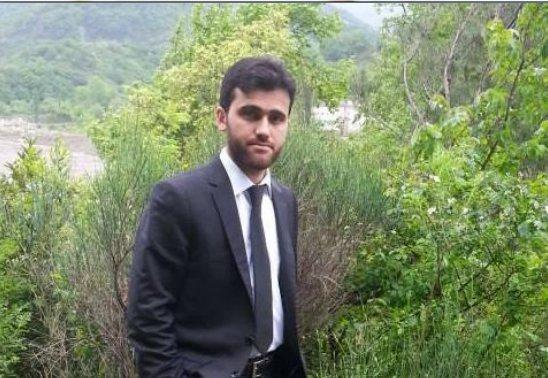 Genç İmam Ayhan Çetinkaya Hakka Yürüdü