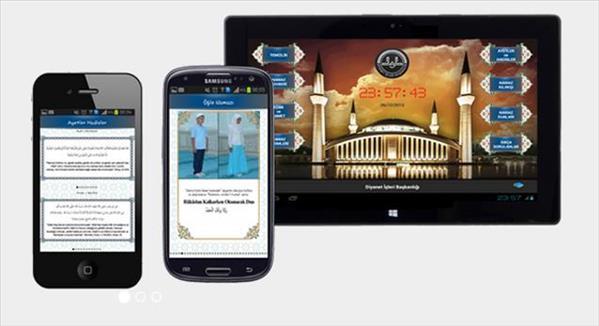 Diyanet'ten Ramazan ayı için akıllı telefon uygulamaları Güncellendi