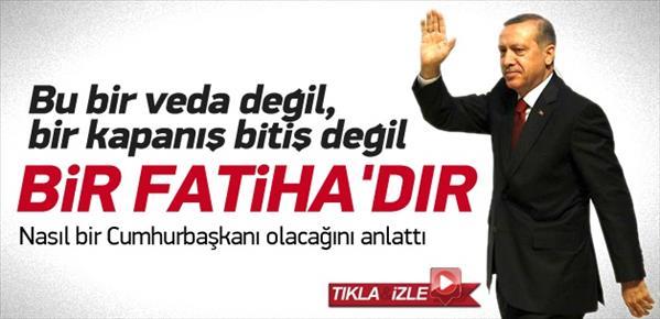 Başbakan Erdoğan: Dinlenmeye gitmiyoruz