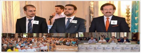 Ezanı Güzel Okuma Yarışması Türkiye Finali Konya'nın