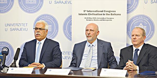 Saraybosna da İslam Medeniyeti Kongresi