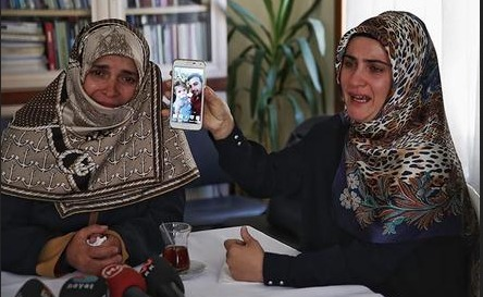 PKK mağdurlarından çağrı