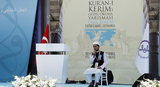 36 ilde Kur'an Ziyafeti