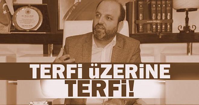 İki Görev Birden, Müftü Açık'a Ankara'da