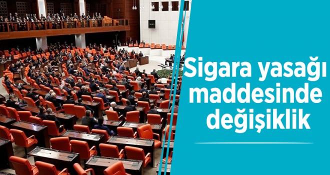 Sigara düzenlemesi, Açık alanda yasaklanıyor