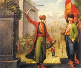 Tarihte bugün: Patrona Halil Lale Devrine son verdi
