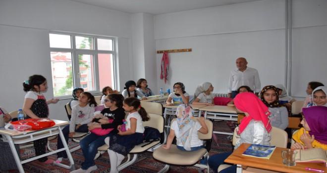 Giresun'da yaz Kur'an kursları başladı