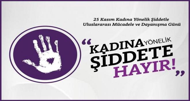 Erbaş'tan 25 Kasım Kadına Yönelik Şiddete Karşı Uluslararası Mücadele Günü Mesajı