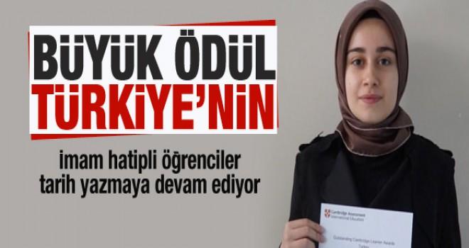 Kartal Anadolu İmam Hatip Lisesi tarih yazmaya devam ediyor