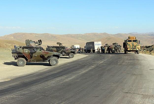 Şırnak'ta güvenli bölge ihlaline gözaltı
