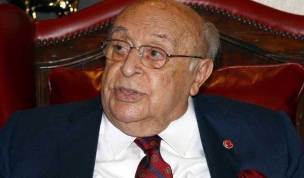 9. Cumhurbaşkanı Demirel öldü