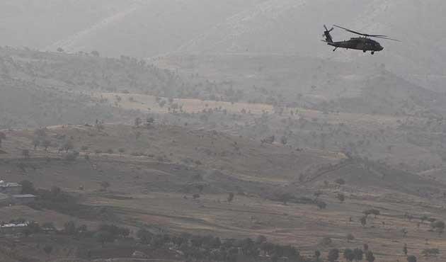 Genelkurmay, Şırnak'ta iki asker şehit oldu