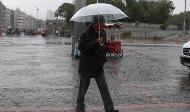 Kurban Bayramı'nda sağanak yağış uyarısı!