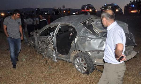 Muş'ta kaza: 2 asker hayatını kaybetti