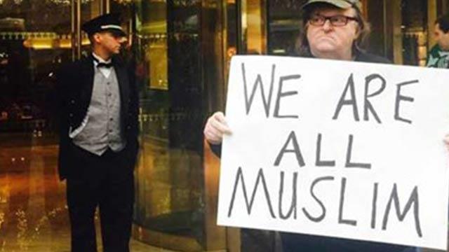 ABD\'li yönetmen: Hepimiz Müslümanız