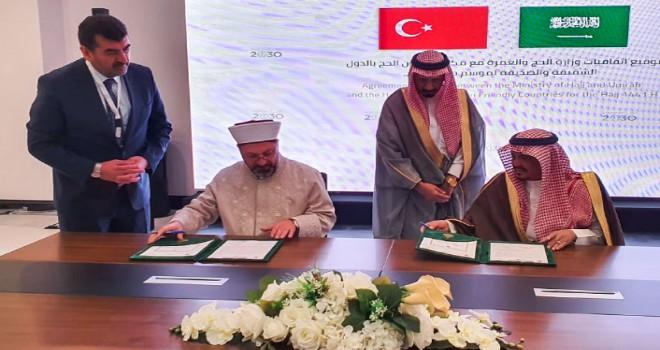 Türkiye hac kotası Yükseltildi