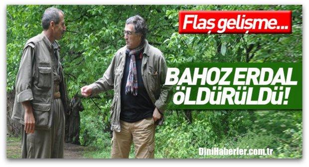 Bahoz Erdal\'ı (Ferman Hüseyin) Kim Öldürdü?