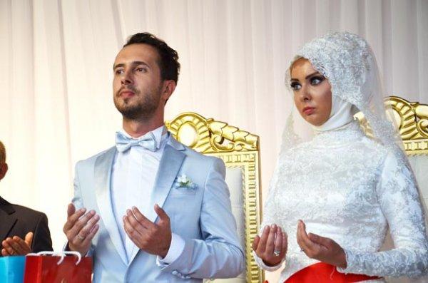 Beykoz Öztürk ve Şen Ailelerinin düğününü konuşuyor