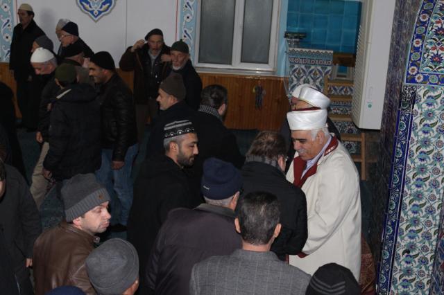 Bilecik Merkez Bala Hatun Camii Kandil Programı