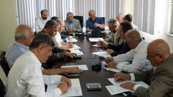Bölge İl Müftüleri Toplantısı Kahramanmaraş'ta Yapıldı