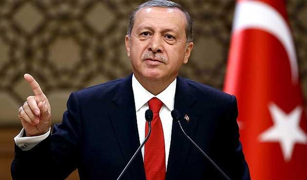 Erdoğan: Seçime ben girmeyeceğim