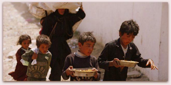 Çoğu Müslüman 20 milyon insan aç