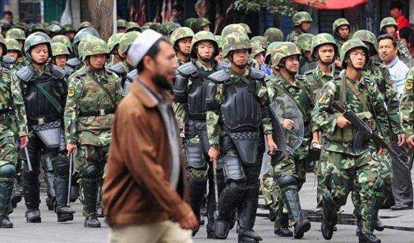 Doğu Türkistan'da 10 Uygur daha öldürüldü