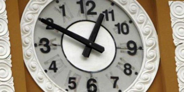Dikkat! Saatler 1 saniye geri alınıyor