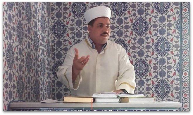 Din Görevlileri ve Camiler Haftası